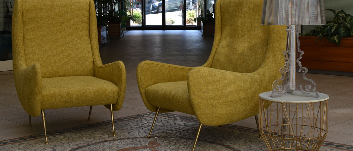 Armchairs - Sofa Made in Italy