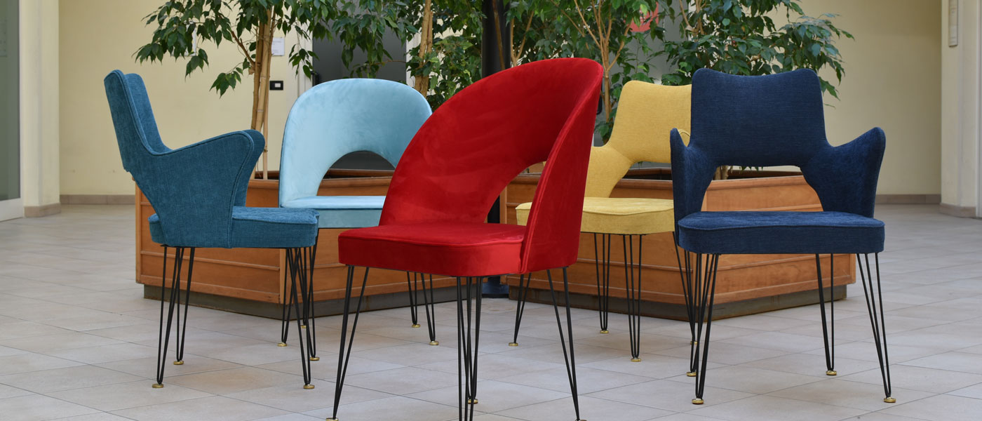 Chairs - Sofa Made in Italy