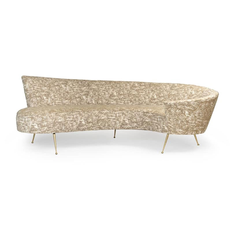 Curvy - Sofa Made in Italy