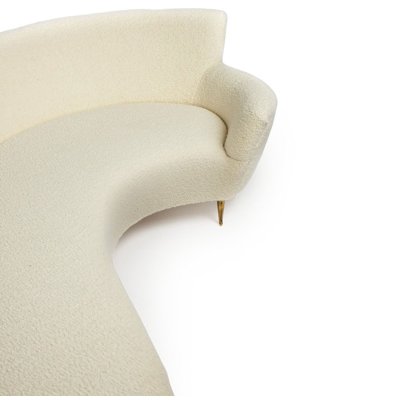 Silhouette - Sofa Made in Italy